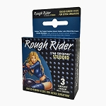 Rough Rider Studded 3 Pack