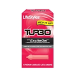 Lifestyles Turbo 10 Pack