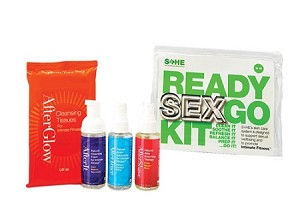 Ready Sex Go Kit by S+He
