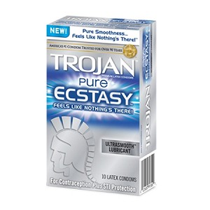 Trojan Pure Ecstacy 10 Pack