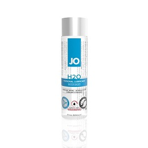 JO H2O Warming Water-based Lubricant