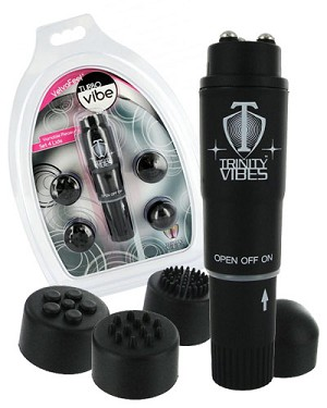 VelvaFeel Turbo Massager