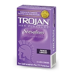 Trojan Her Pleasure Sensations 12 Pack