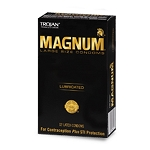 Trojan Magnum Condoms 12 Pack
