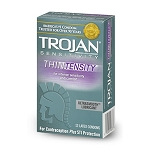 Trojan Sensitivity Thintensity 12 Pack