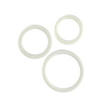 Rubber Rings 3 Piece Set